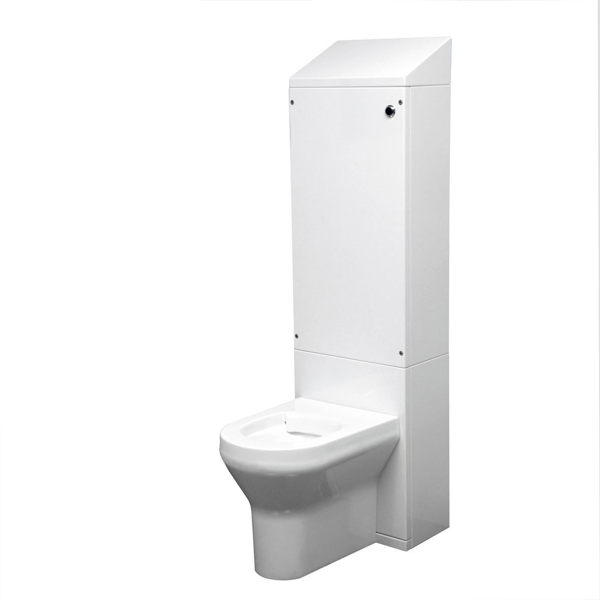 Heno WC modul (Golv-Sluttande)