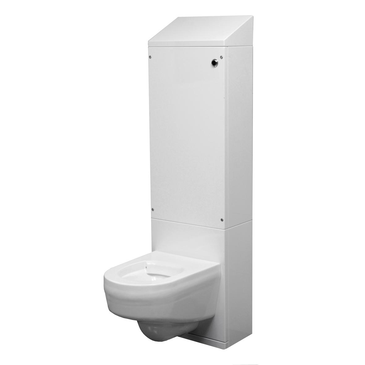 Heno WC modul (Vägg-Sluttande)