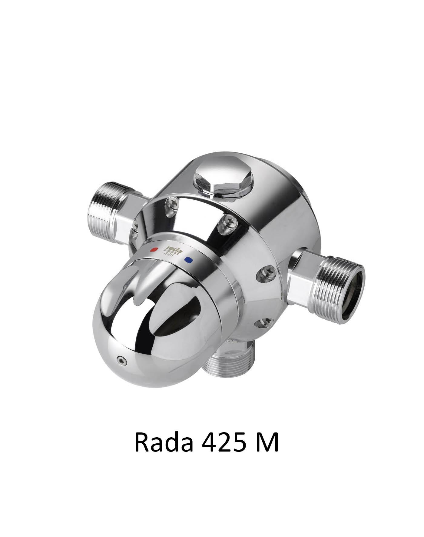Centralblandare Heno Rada 425 M m. namn