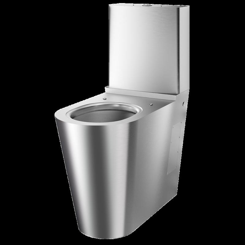 WC-stol 700 m. cistern